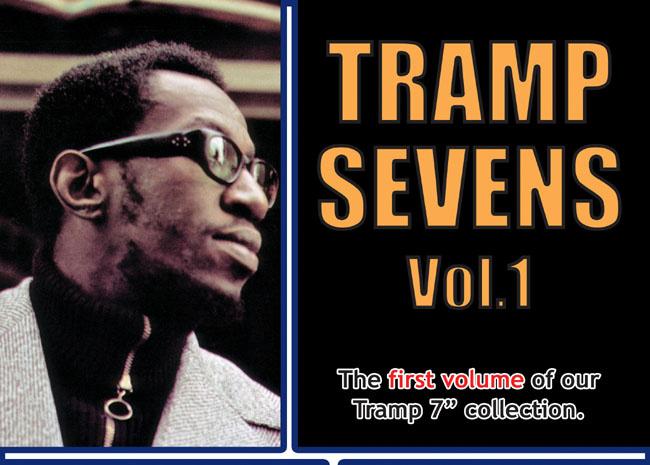 Tramp Sevens-Vol 1 (The Best Of Tramp 45's) *Funk/Jazz/Soul