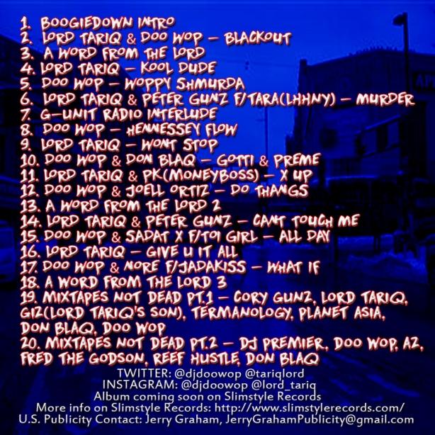 DooWopTariqKillingItUntilTheAlbumAgain